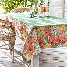 Beeindruckende Tulpen-Tischdecke aus dem Hause