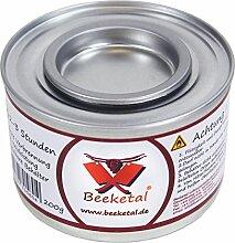 Beeketal Brennpaste - 6 x 200g
