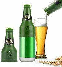 Beer Foamer Bubbler, tragbarer Bierbelüfter,
