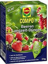 Beeren Langzeit-Dünger COMPO BEEREN-LAN