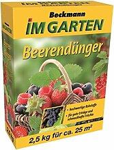 Beerendünger org.-mineralisch 2,5 kg für ca. 25