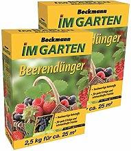Beerendünger org.-mineralisch 5 kg Sparpack für