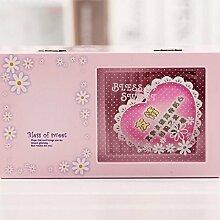 BeesClover Spieluhr-Box für Kinder, Fee und