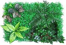 Beesuya Künstliches künstliches Efeublatt 40