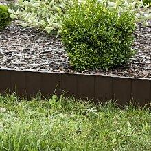 Beeteinfassung für den Garten, Länge: 5,8m,