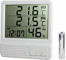 Befaith CX-301A LCD Digital Thermometer Hygrometer