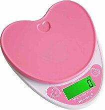 Befaith WH-B18L 5 kg / 1g Schöne Herzförmige