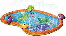 Befitery Spritzpad Kinder, Splash Pad,