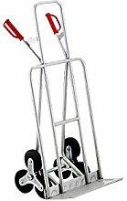 BEG Transportkarren aus Aluminium mit Sternrad.