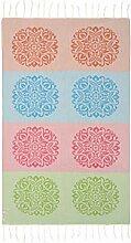 Begonville Blossom Türkisches Handtuch