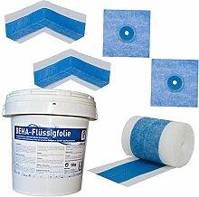 BEHA bluetec Dichtset Dichtband Flüssigfolie