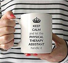 Behalten Sie ruhige PTA Tasse Kaffeebecher 11oz