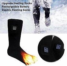 Beheizte Socken, Winter Upgrade Elektrische