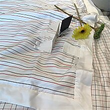 Beidseitige Tencel Sommer kühl Quilt kann waschbar Steppdecke Oberbett soft Quilt Sommer kühl sein, Quilt, Queensize-Bett (200 x 230 cm), C