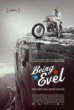 Being EVEL – Film Poster Plakat Drucken Bild -