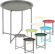 Beistelltisch 2. Wahl Gartentisch Balkon Tisch