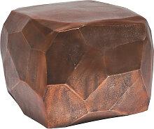 BEISTELLTISCH Kupferfarben