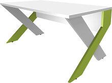 Beistelltisch Pendo X-Line 120 x 60 cm Auswahl