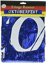 Beistle 57311Metallic Oktoberfest Banner,