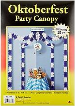 Beistle 57480Oktoberfest Party Canopy