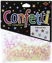 Beistle CN056irisierend Sterne Konfetti,