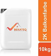 BEKATEQ 2K Epoxidharz für Balkonsanierung