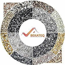 BEKATEQ BK-600EP Steinteppich Set - Grigio Cielo