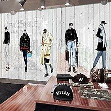 Bekleidungsgeschäft Tapete Mode für Männer