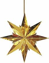 Beleuchtete Fensterdekoration Kleiner Stern Die