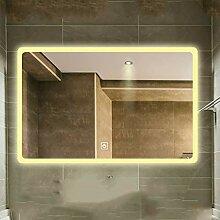 Beleuchteter Badezimmerspiegel Anti Fogging LED