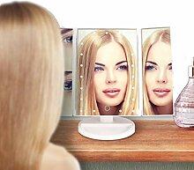 Beleuchteter Kosmetikspiegel Vanity Schminkspiegel