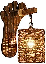 Beleuchtung Wandleuchte Vintage Wandlampe Zen