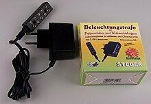 Beleuchtungstrafo, Trafo. 3,2V Gleichstrom . W724