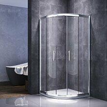 Belfry Bathroom Viertelkreis Duschkabine