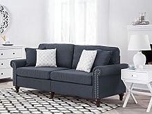 Beliani Klassisches Sofa 3-Sitzer Polsterbezug 2