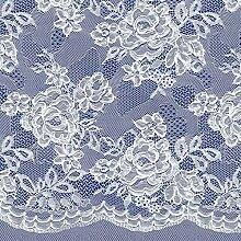 Belito Weiß Mohnblume Blau Wachstischdecke