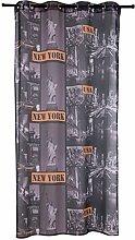 Bellabrunnen Ösenschal New York USA 140cm x 240cm
