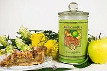 BellaKerzen - Warmer Apfelkuchen - Kerze mit
