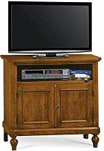 Bellaverona TV-Kommode mit 2 Holztüren und 1