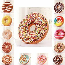 Belldan Plüsch Donut Kissen, Donut Kissen