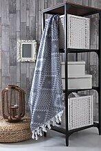 Belle Living Überwurf Wohndecke Turkish Towel