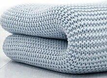 Belledorm 100% Baumwolle Cellular Decke/Überwurf