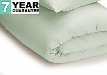 Belledorm Bettbezug–unifarben 200Fadenzahl, Baumwollmischung, Breeze, Doppelbe