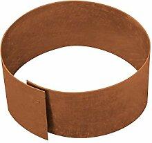 bellissa Rasenkante Kreis Corten - 91072-