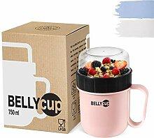 BELLYCUP Müslibecher To Go - BPA-frei – Ihr
