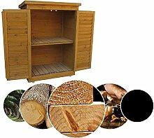 Bels Gartenschrank FüR Den AußEnbereich Holz,