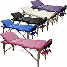 Beltom Mobile Massagetisch Massageliege 195 x 70