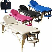 Beltom Mobile Massagetisch Massageliege
