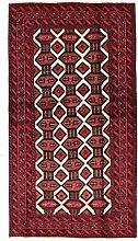 Belutsch Teppich Orientalischer Teppich 197x104