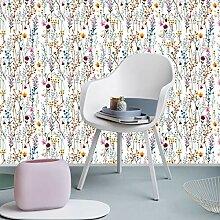 Belzesso Moderne Tapete mit Blumenmuster,